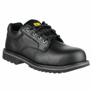 Caterpillar Electric Lo Safety Shoes (Black)