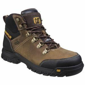 Caterpillar Framework Safety Boots (Seal Brown)