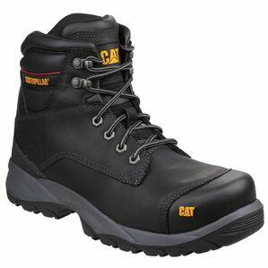 Spiro Safety Boot in Black