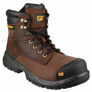 Caterpillar Spiro Safety Boots - Brown