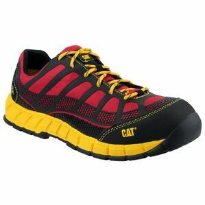 Caterpillar Streamline Safety Shoes (Red)