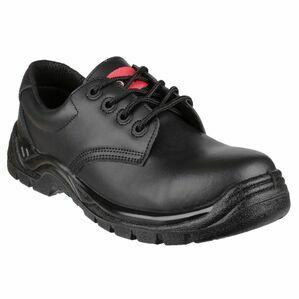 Centek FS311C Lace-up Safety Shoes (Black)