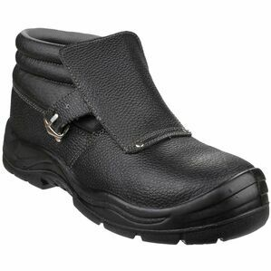 Centek FS332 Glyder Welding Safety Boots (Black)