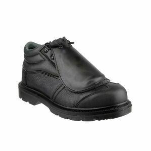 Centek FS334 Lace-up Safety Shoes (Black)
