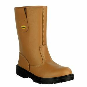Centek FS334 Safety Rigger Boots (Tan)