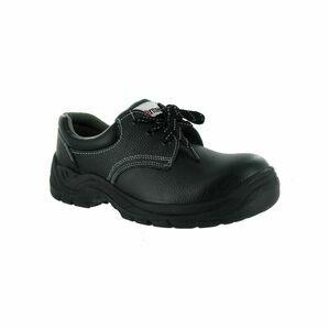 Centek FS337 Lace-up Safety Shoes (Black)
