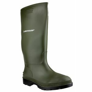 Dunlop Pricemaster Wellington Boots (Green)