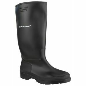 Dunlop Pricemaster Wellington Boots - Black