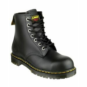 Dr Martens FS64 Icon Lace up Safety Boots (Black)