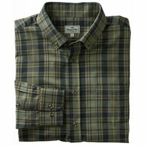 Hoggs Tavistock Multi Check Shirt - Green