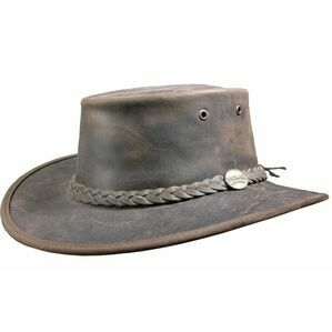 Barmah Bronco Hat - Brown