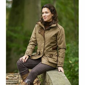 Baleno Ladyfield Jacket - Camel/Brown