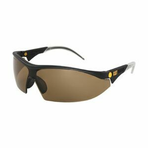 Caterpillar Digger Protective Eyewear - Brown