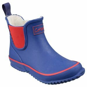 Cotswold Bushy Wellington Boots (Blue)