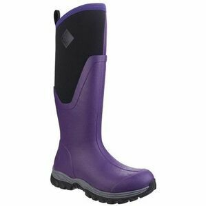 Arctic Sport Tall Wellington Boots - Purple