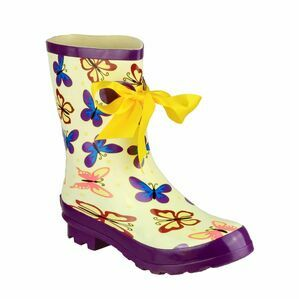 Cotswold Gatcombe Ribbon Wellington Boots(Butterfly)