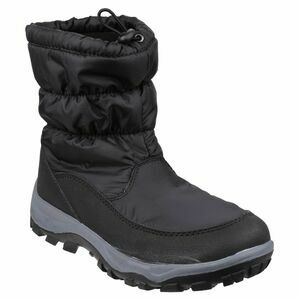 Cotswold Polar Waterproof Snow Boots (Black)
