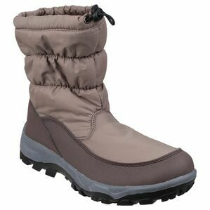 Cotswold Polar Waterproof Snow Boots (Brown)