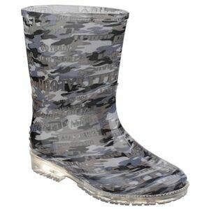 Cotswold PVC Junior Wellington Boots (Camo)