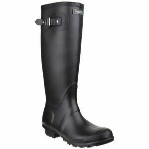 Cotswold Sandringham Wellington Boots (Black)