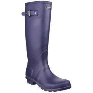 Cotswold Sandringham Wellington Boots (Purple)
