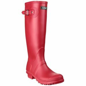 Cotswold Sandringham Wellington Boots (Red)