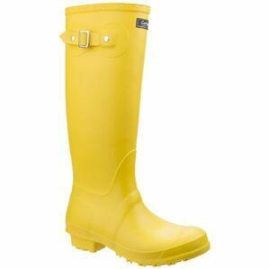 Cotswold Sandringham Wellington Boots (Yellow)