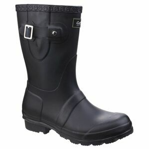 Cotswold Windsor Short Wellington Boots - Black