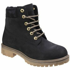 Darkwood Willow Casual Boots - Black