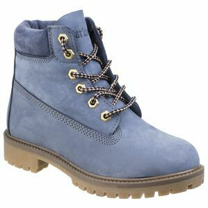 Darkwood Willow Casual Boots - Steel Blue