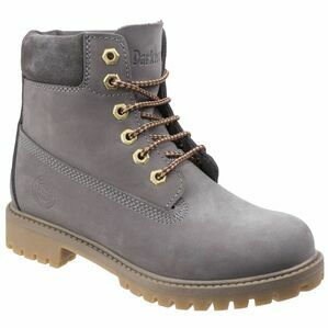Darkwood Willow Casual Boots - Grey