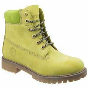 Darkwood Willow Casual Boots - Lime