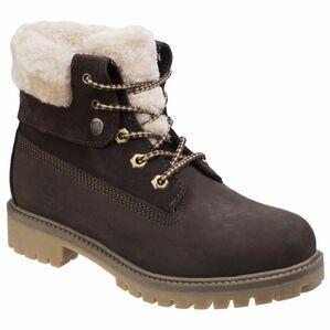 Darkwood Walnut Casual Boots - Brown