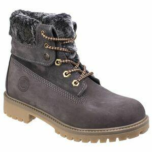Darkwood Walnut Casual Boots - Smoke