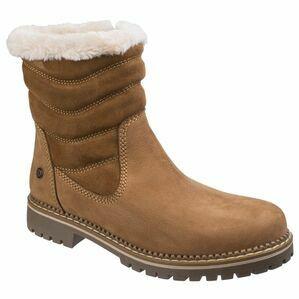 Darkwood Rosewood Casual Boots - Cinnamon
