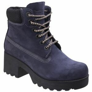 Pine Casual Boot in Navy