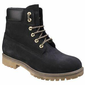 Oak Casual Boot in Black