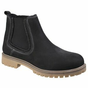 Hawthorn Casual Boot in Black