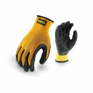 DeWalt Latex Coated Gripper in Yellow/Black