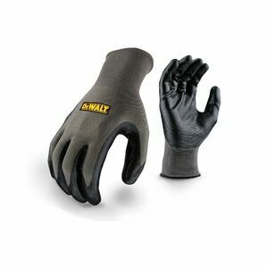 DeWalt Nitrile Coated Gripper in Grey/Black