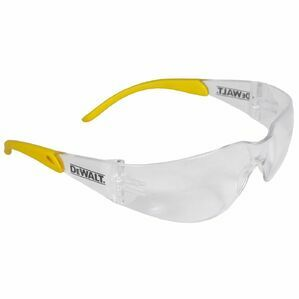 DeWalt Protector Safety Eyewea in Clear/Yellow