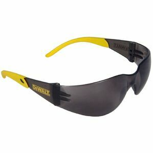 DeWalt Protector Safety Eyewea in Charchoal/Yellow