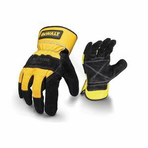 DeWalt Rigger Glove in Black/Yellow