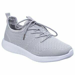 Heidi Knit Shoe in Grey