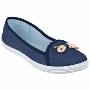 Lopez Ladies Shoe in Navy