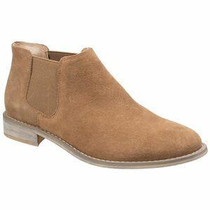 Megan Chelsea Shoe Boot in Sand
