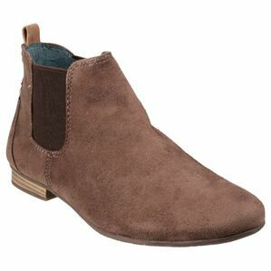 Pisa Boot in Taupe