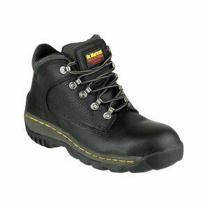 Dr Martens FS61 Lace-Up Boots (Black)