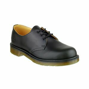 Dr Martens B8249 Lace-Up Black Leather Shoes