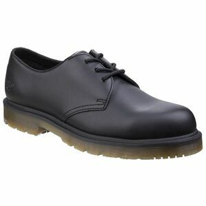 Dr Martens Arlington NS Occupational Shoes - Black Industrial Full Grain